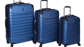 Designer Luggage from Nicole Miller, Bill Blass & Oleg Cassini