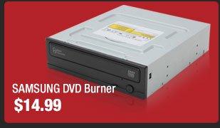 SAMSUNG DVD Burner