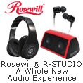 Rosewill R-studio A Whole New Audio Experience.