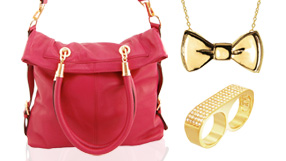 Erica Anenberg Jewelry and handbags