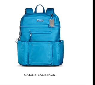 Calais Backpack - Shop Now