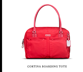 Cortina Boarding Tote - Shop Now