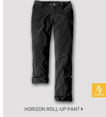 Shop Women's Horizon Roll Up Pant