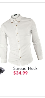 Spread Neck $34.99