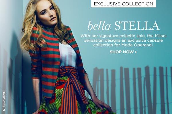 Stella Jean Exclusive
