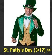 Shop St. Patty's Day