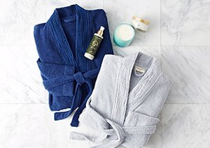 Lounge in Luxury: Robes