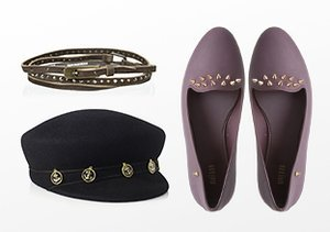Make a Statement: Shoes & Accessories