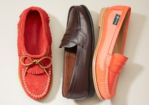 Light on Your Feet: Casual Shoes