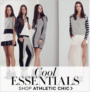 SHOP ATHLETIC CHIC