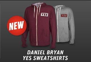 Daniel Bryan Yes Hoodies