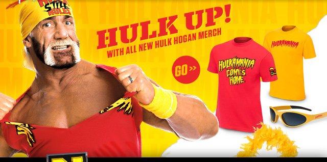 New Hulk Hogan Merchandise