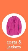 Shop Coats & Jackets
