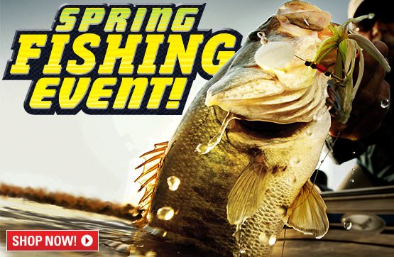 Sportsman's Guide's Spring Fishing Event!