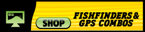 Sportsman's Guide's Spring Fishing Event - Fishfinders & GPS Combos