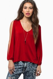 Vanna V-Neck Top 30