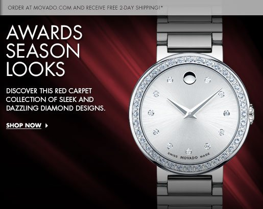AWARDS SEASON LOOKS - Discover this Red Carpet collection of sleek and dazzling diamond designs. - SHOP NOW