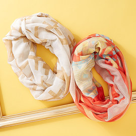 Unending Style: Infinity Scarves