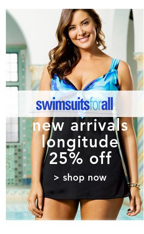 Shop SwimSuitsForAll New Arrivals Longitude