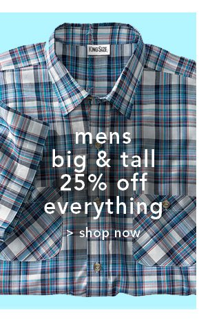 Shop Men's Big & Tall