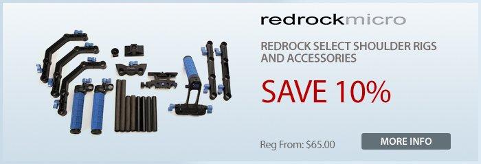 Adorama - Save On Redrock Micro