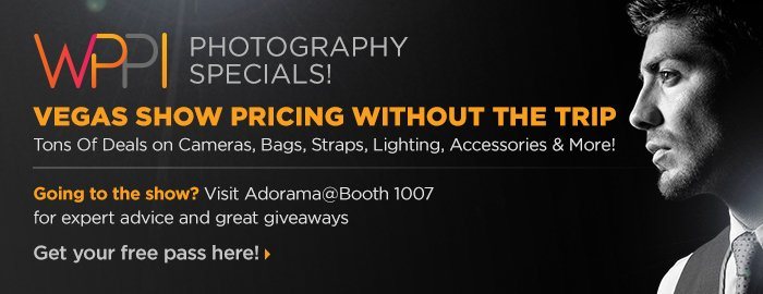 WPPI Photography Specials!