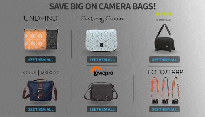 Adorama - WPPI Specials for Camera Bags