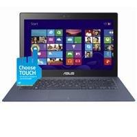Adorama - Asus Zenbook 13.3 QHD Touch Screen Ultrabook Computer