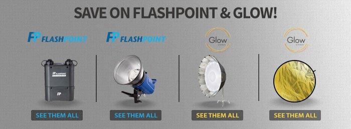 Adorama - Flashpoint & Glow