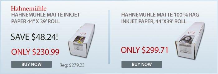 Adorama - Hahnemule Printing Paper