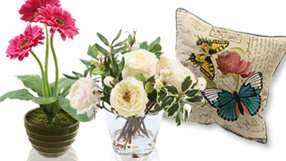 In Bloom: Floral Accents