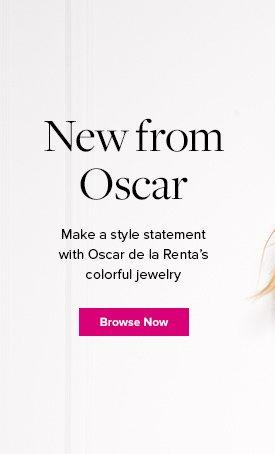 OSCAR DE LA RENTA - Browse Now