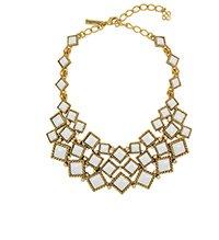 Multi Diamond Mosaic Necklace