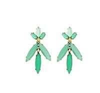 Marquise Leaf Earring