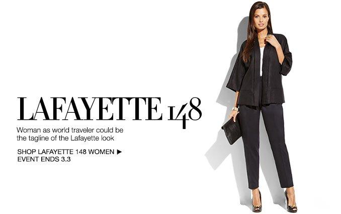 Shop Lafayette 148- Ladies.