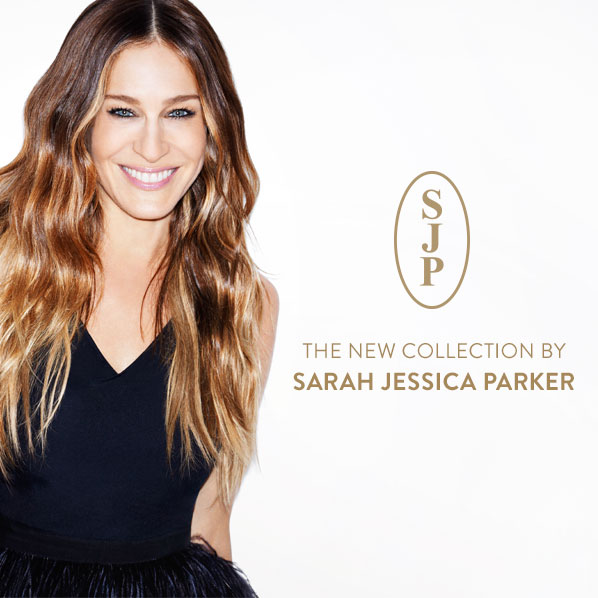 SJP - THE NEW COLLECTION BY SARAH JESSICA PARKER