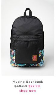 Musing Backpack $27.99 - Shop now