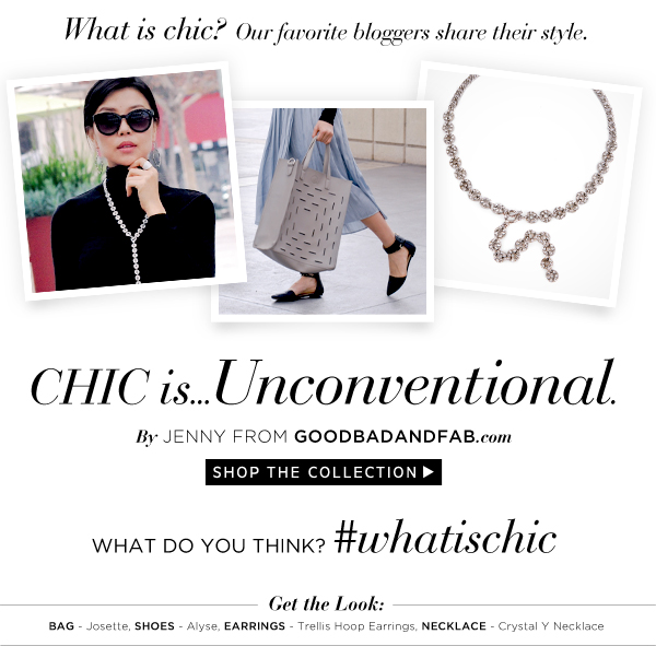 What is Chic: Shop the Connection