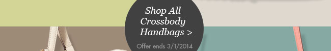 Shop All Crossbody Handbags