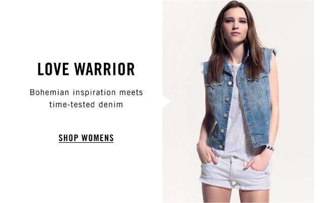 Love Warrior - Shop Womens