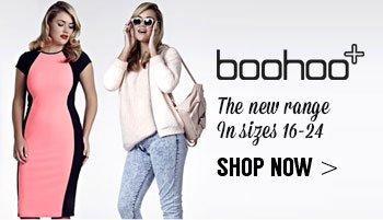 boohooplus shop now