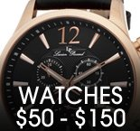 Watches $50 - $150