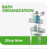 BATH ORGANIZATION Shop Now