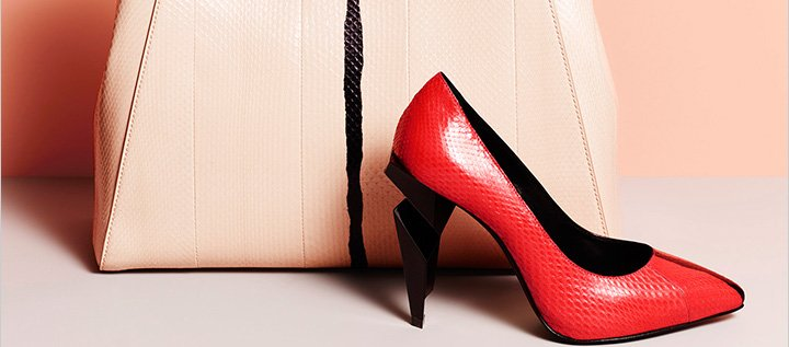 Perfect pumps, that iconic Baguette, and more from Fendi: Shop now.
