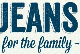 JEANS for the family