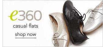 e360 casual flats