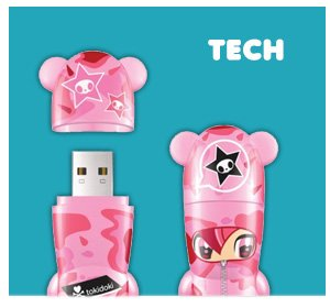 tokidoki Tech - 50% off select items