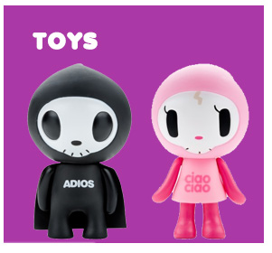 tokidoki Toys - 30% off select items