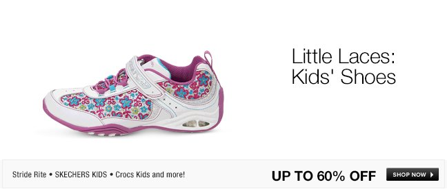 Little Laces: Kids Shoes