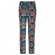MARC BY MARC JACOBS - Maddy floral print silk trousers
